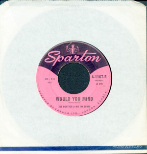 Joe Boatner & his Ink Spots, Would You Mind