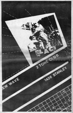 Impact Mtl Vol. 1 No. 6, Glace club: soirées New Wave DJ nights, 1980